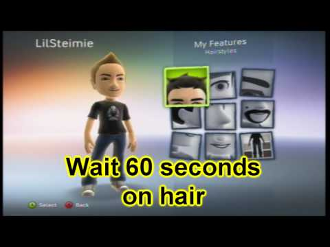xbox 360 avatar unlockables