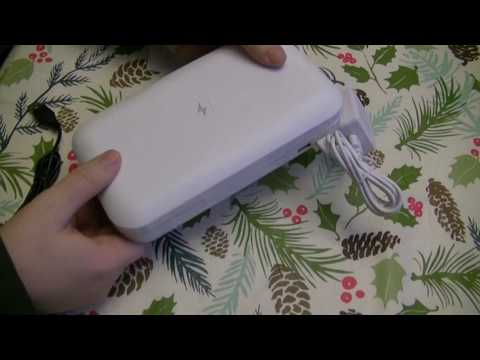 UNBOXING PhoneSoap Version 2 UV Sanitizer, First Impressions