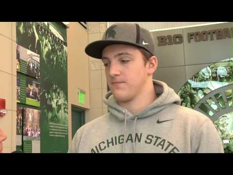 Jack Camper on Signing to Michigan State