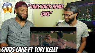Chris Lane - Take Back Home Girl ft. Tori Kelly (REACTION)