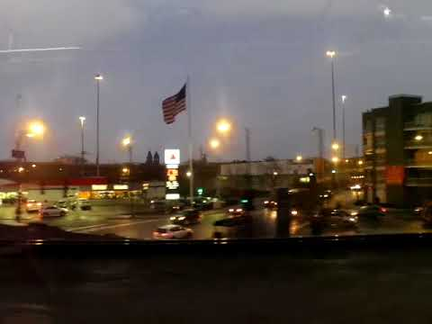 Amtrak Lincoln Service-Chicago to St Louis March 12, 2018