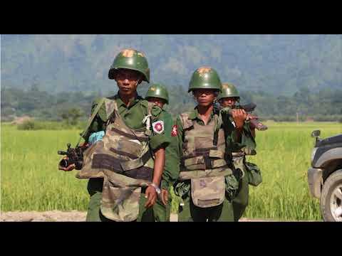 Rohingya Crisis  Its Not Ethnicity, Its Religious Terrorism | Rakhine | Myanmar