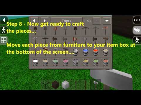 Survivalcraft 2 - How to make Custom Doors