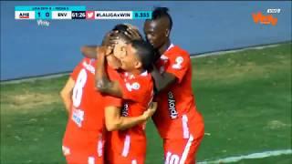 America vs Envigado (1-0) Liga Aguila 2019-II | Fecha 8