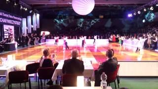 """Sędziowanie - Turniej Tańca """"O Puchar Wieczystego"""" - Quickstep"""