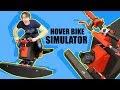 VR Hoverbike Simulator Game #2 | XRobots