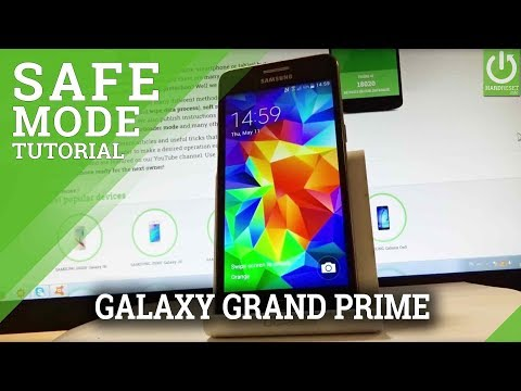 Safe Mode SAMSUNG Galaxy Grand Prime - Enter / Quit Safe Mode