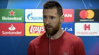 BARÇA 2-1 INTER   Messi: 'Hoy necesitábamos sí o sí los tres puntos'