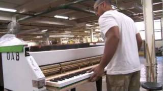 The Making of a Steinway - A Steinway \u0026 Sons Factory Tour Narrated by John Steinway