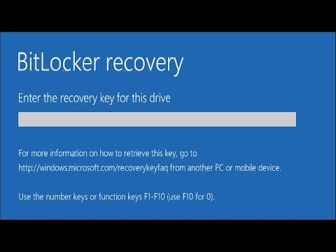 How to Recover Your Files From a BitLocker-Encrypted Drive