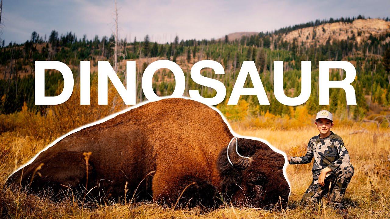 Montana Wilderness Bison and Elk Hunt   THE ADVISORS: Dinosaur