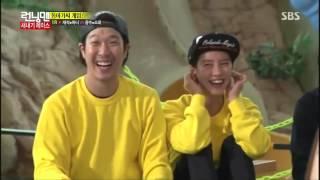 """Những tình huống """"bẩn bựa"""" của Lee Kwang Soo trong Running Man"""