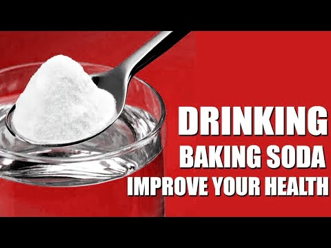 Baking Soda & CANCER ? 3 WAYS to Drink Baking SODA for Better HEALTH. How To IMPROVE Your Health?