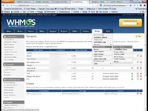 Setup Webuzo WHMCS Auto Licensing and Virtualizor