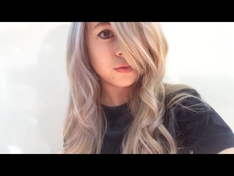 DYING MY HAIR?