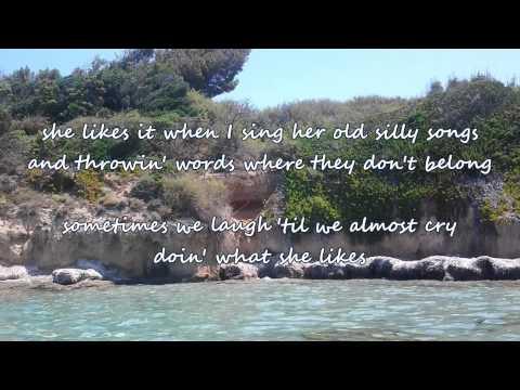 Blake Shelton - Doin' What She Likes (with lyrics)[Radio Edit]