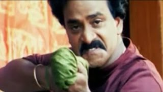 Venu Madhav's  Best Comedy Scene Ever - South Indian Dubbed Andhi Toofan [ 2007 ] Movie