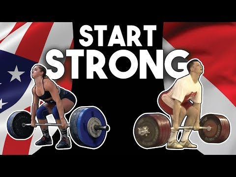 Start Strong (Finding the proper posture from the start)