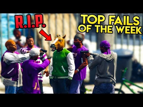 GTA ONLINE - TOP 10 FAILS OF THE WEEK [Ep. 84]