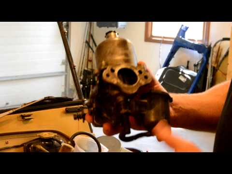 Question about SU HS4 choke lever?