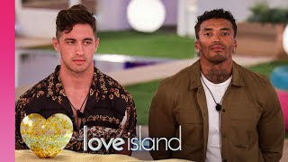 Download FIRST LOOK: Amber's Torn as Michael and Greg Won't Back Down | Love Island 2019 Video