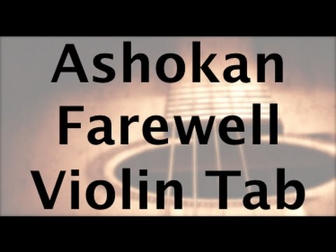 Learn Ashokan Farewell on Violin - How to Play Tutorial