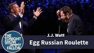 Egg Russian Roulette With Jj Watt