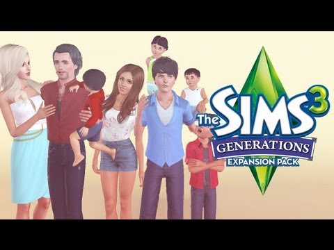 Let's Play the Sims 3 Generations! Part 18: Magical Night (Prom!)