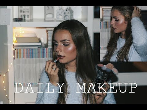 MY DAILY MAKEUP ROUTINE | Floor Delver