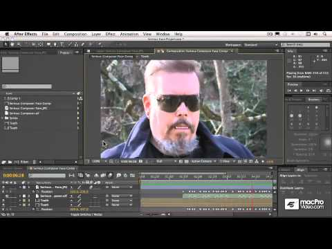 After Effects CS5 302: Cartoon Animation Basics - 1 Introduction
