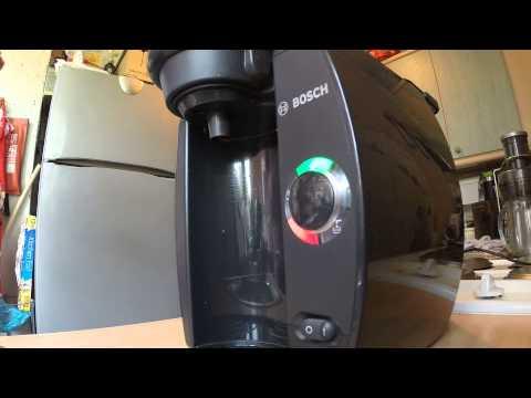 Bosch Tassimo - Red Light fault