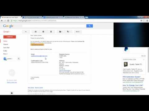 How to Link Credit Card to Paypal