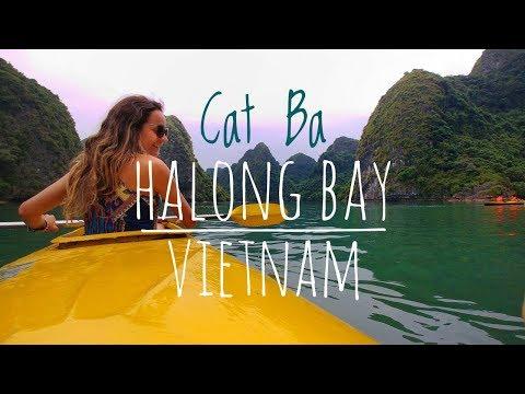 Vietnam Motorbike Trip | Cat Ba & Halong Bay