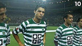 Voici le match qui a révélé Cristiano Ronaldo