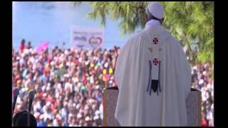Thế Giới Nhìn Từ Vatican 20/9 – 26/9/2013 Phần 1: Đức Thánh Cha thăm đảo Sardaigna