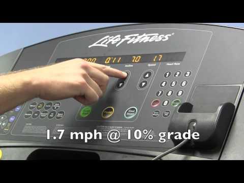 Maximal Stress Test - Treadmill