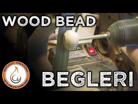 Begleri - A Novice Approach - Wood Beads & String