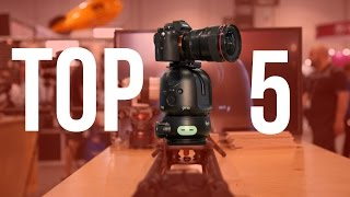Top 5 NEW Camera Accessories