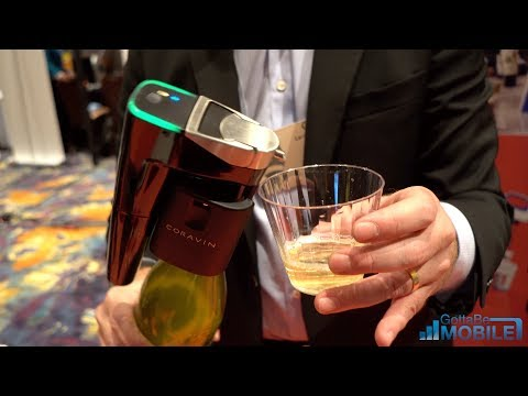 Coravin Model 11 Full Demo: High Tech Way to Drink Wine Without Removing The Cork