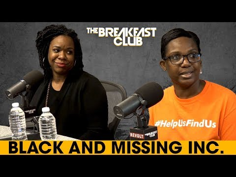 Derrica & Natalie Wilson On How Social Media Helps Find Missing Children