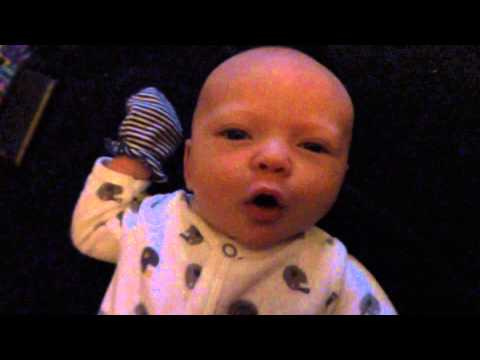 Gassy baby! :)