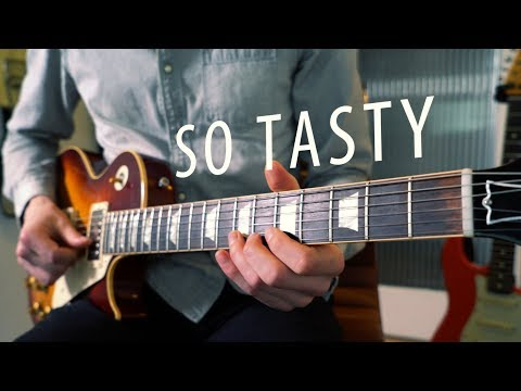 10 Extremely Tasty Licks (you should know) | Easy to Hard
