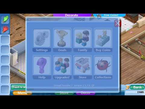 How to get lots of money glitch  on virtual  families 2