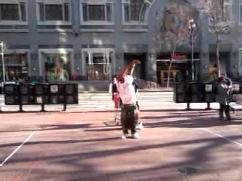 Bay Area Turf Dancing.