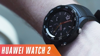 Huawei Watch 2 first look