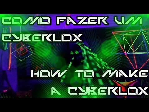 Como fazer um Cyberlox / How to make a Cyberlox