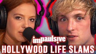 Hollywood Life SLAMS JAKE PAUL, Cancel Culture & Modern Day Parenting - IMPAULSIVE EP. 59