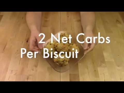 How to Make Low Carb Biscuits with Spicy Pepitas