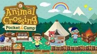 Animal Crossing: Pocket Camp - Lets Go Camping - Part 1 [android Gameplay, Walkthrough]