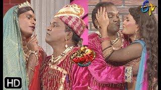 Chammak Chandra Performance | Extra Jabardasth | 9th August 2019   | ETV Telugu